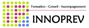 Logo INNOPREV organisme formation santé et sécurité au travail